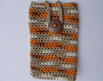 Taupe Ombre Cell Phone Cozy