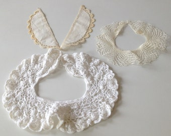 Crocheted Collars