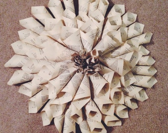 Basic Page Wreath