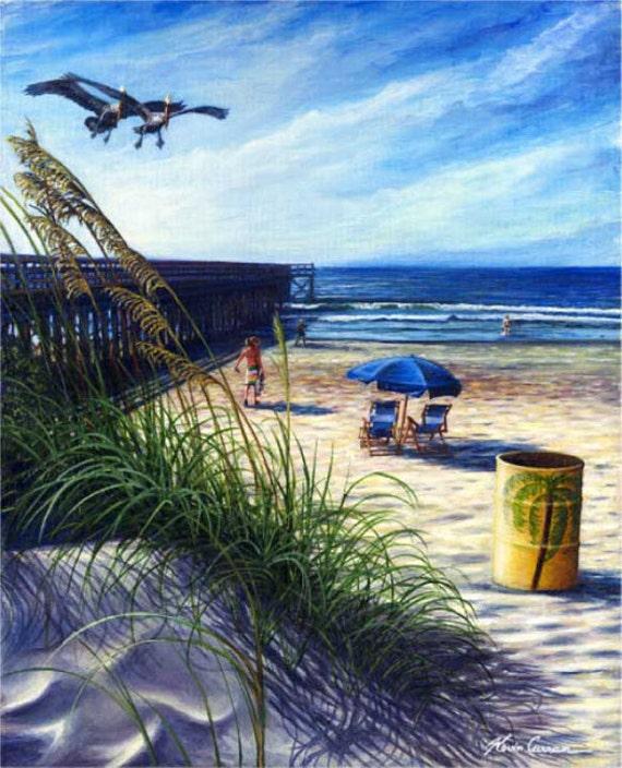 Summer Morning Isle of Palms