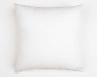 Cushion Insert Pad for Printed Cushion Covers 16 x 16 Inches