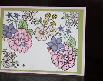 Garden of Grandma's Flowers
