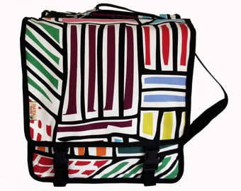 Double bicycle panniers , BAGS- Fabric