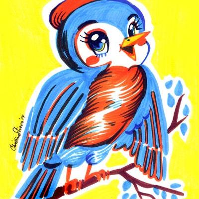 bluebirdiesinger