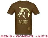 Paleontology Shirt. Women in Science Shirt Mary Anning Dinosaur Shirt, Paleontologist Gift Scientist Gift. Skeleton Art Science Teacher Gift