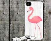 Flamingo Phone Case  Glampingfor iPhone 4 4s 5 5s 5c SE 6 6s 7  6 6s 7 Plus Galaxy s4 s5 s6 s7 Edge