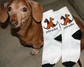 Dachshund Socks Pair-a-Dox Sox