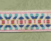 On Sale - Beautiful Vintage Tyrolean Style Trim
