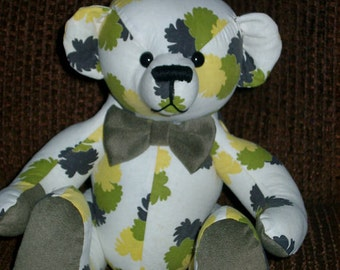 2) 16  inch Memory Bear