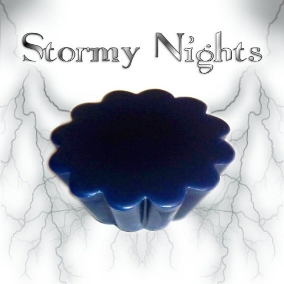 4 Stormy Nights Tarts Wickless Candle Melts Fresh Air Ozone Scent