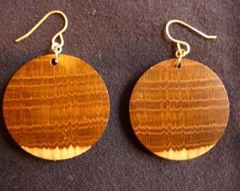Laburnum earrings #2
