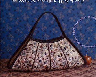 Yoko Saito - Favorite Fabric Patchwork - Japanese Craft Book