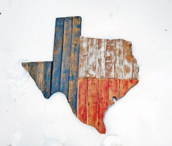 texas wall art reclaimed wood wall art rustic texas by woodenaht. Black Bedroom Furniture Sets. Home Design Ideas