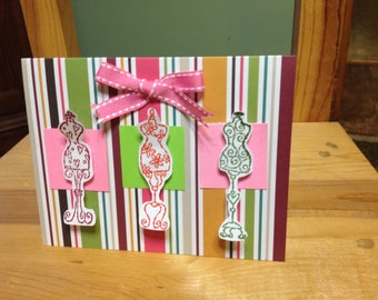Great hand made all occasion cards.