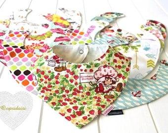 Bib sewing pattern - Oopsidaisi - Baby Bandana Bib SEWING Pattern - PDF Template Tutorial -Instant Download - baby sewing pattern