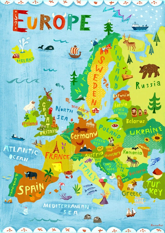Where In Europe To Travel Kids Speaking French