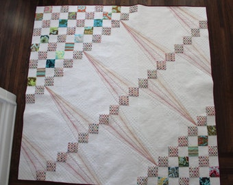 Queen Quilt by Rachael Dorr