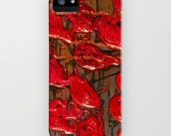 Pulse Phone Case Galaxy S5 S4 iPhone 4 5 6 Plus 5c 5s 4S