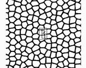 Cobblestone Path Clear Stamp Texture
