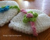 Crochet Fillable Easter Egg Crochet Pattern 347PDF