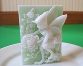 Soap. Fairy of the Peonies with fragrance of Butterfly Meadows, an aroma of the fresh outdoors.