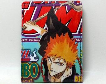 Sewn Comic Book Wallet - Bleach Design 1