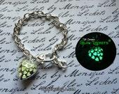 Love Spell Heart Charm Bracelet