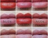 Buy Two On Sale Organic Lipstick Handmade Real Ingredients