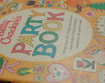 Betty Crockers Party Book