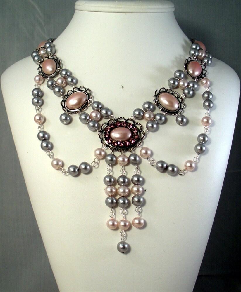 renaissance necklace necklace tudor