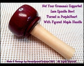 NOT Your Gramma's Spindle Bowl - II