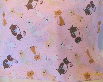 SALE ----  Cats Kittens Pillowcase