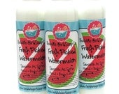 Fresh Picked Watermelon Hand and Body Lotion 8 Oz. Smooth As Satin Lotion by Bubble Girl Soap Co.