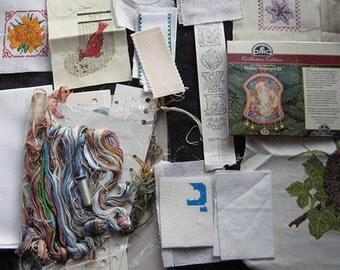 Mixed Cross Stitch Kit Lot