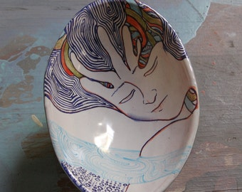 Techno Girl bowl