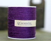 100 yds of Natural Grape Jute Twine Cord