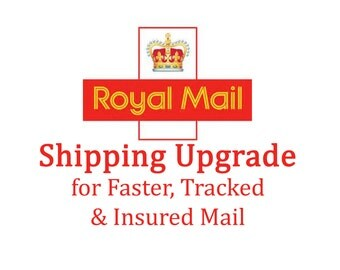 International Tracked and Signed - Tracking Number Postage for Shipping