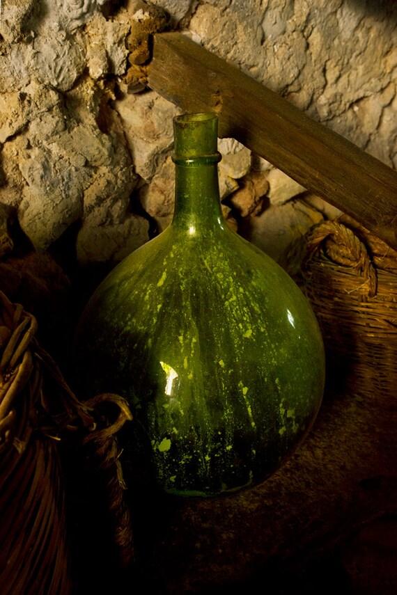 Green Bottle 2