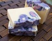Shea Lavender Granola Bar Handmade Soap