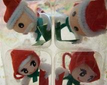 adorable styrofoam heads decorations