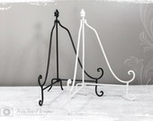 Picture Frame Display Easel - Black or White - Java Jane Designs
