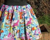 Elastic Waist Skirt MLP My Little Pony Comics Pocket Option