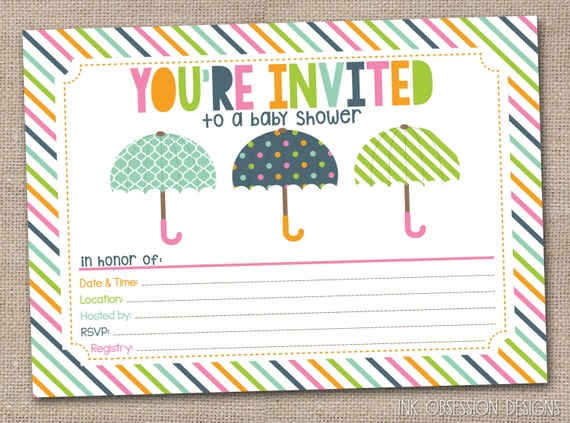 printable baby shower invitation fill in the blank instant download