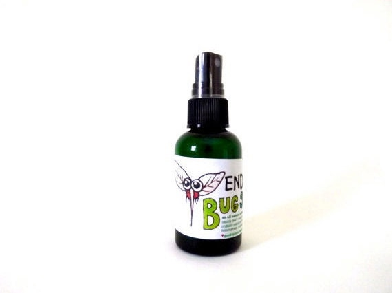 Herbal Bug Spray . natural bug repellent