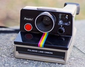 Film Tested Polaroid Presto With Classic Rainbow
