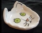 Kitty Kitty Cat dish