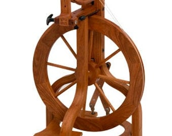Schacht Matchless Cherry DT Spinning Wheel