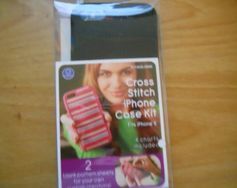 Cross Stitch Iphone case kit