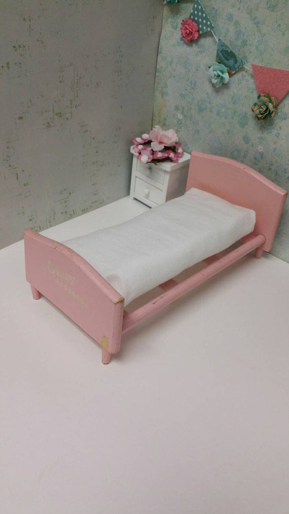Custom Mattress for Vintage Ginny Doll Bed