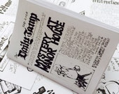 NEW! A tiny newspaper that's a puzzle to put together, The Tamp,  by Andrea Joseph